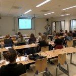 Gastcollege voor Hogeschool Rotterdam