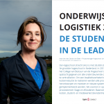 Onderwijslogistiek 3.0: De student in de lead